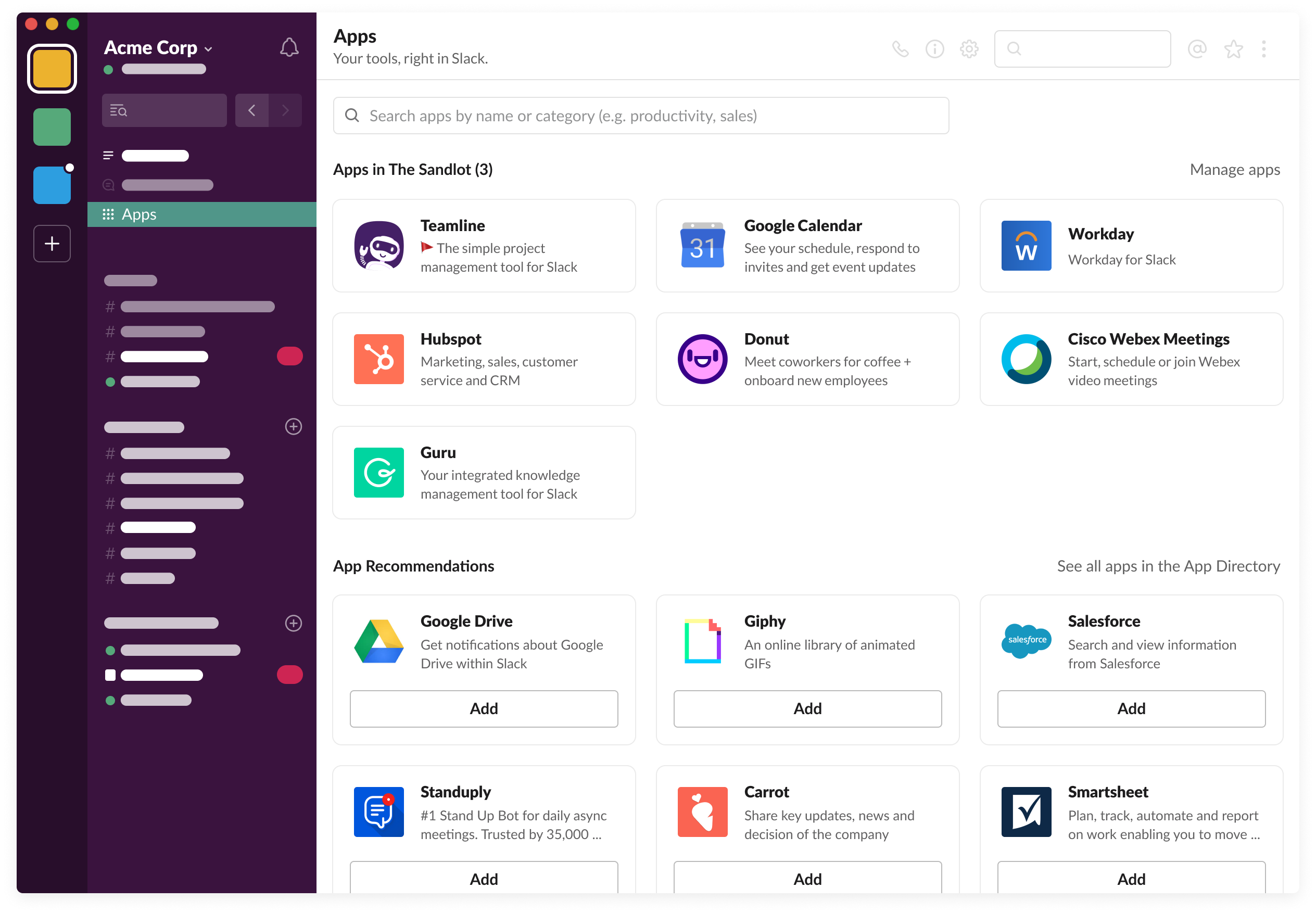 Slack improves application accessibility and simplifies workflows | No instability