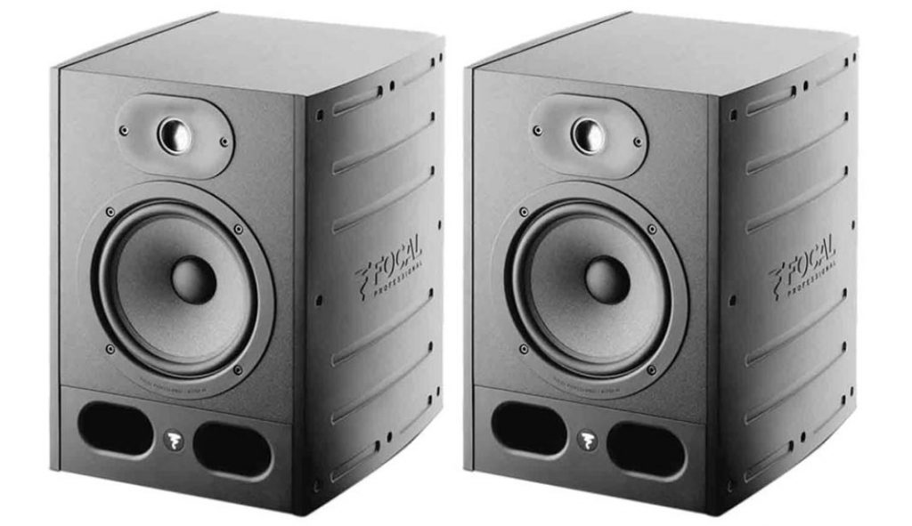 best studio monitor speakers below $ 1000