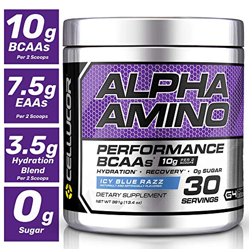Cellucor Alpha Amino - 30 servings (blue raspberry)