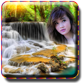 Waterfall Photo Frames1