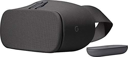 Second generation Google Daydream View VR headset for Pixel 2, 2XL 3, 3XL (charcoal gray)