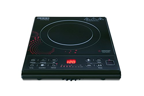 Usha Cook Joy (3616) 1600 watt induction cooktop (black)