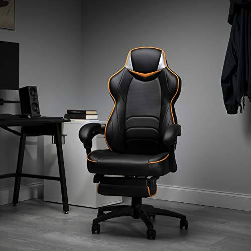 Fortnite gaming chair OMEGA-Xi, RESPAWN by OFM Ergonomic reclining chair with footrest (OMEGA-02)