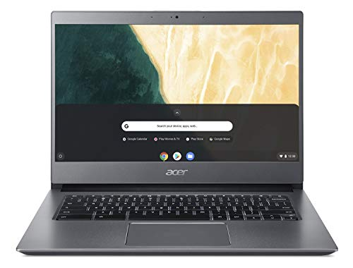"Acer 714 CB714-1WT-3447 Chromebook, 8th generation Intel Core i3-8130U, 14 ""Full HD touch screen, 8GB DDR4, 64GB eMMC, 802.11AC WiFi, Bluetooth, aluminum chassis"