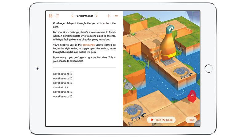 How to use Swift Playgrounds on iPad