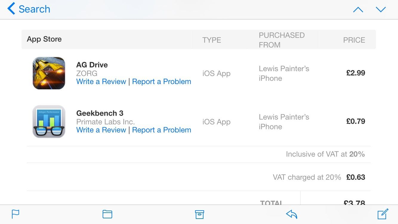 How you get a refund from the App Store, iPhone, iPad, or iPad mini