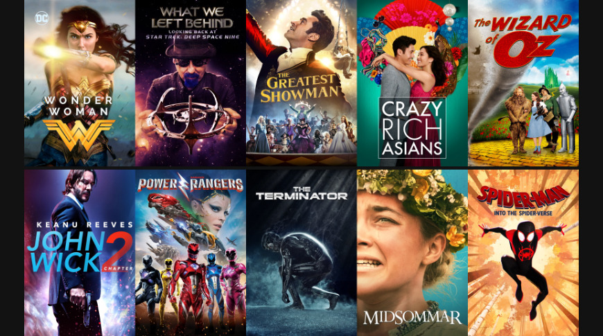 Movies with great iTunes extras