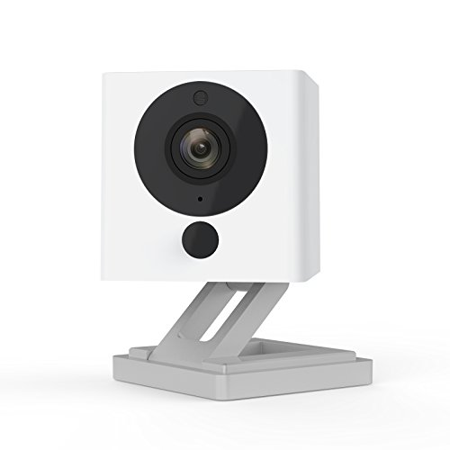 Wyze Cam 1080p HD indoor wireless smart home camera with night vision, two-way audio, works with Alexa and Google ...