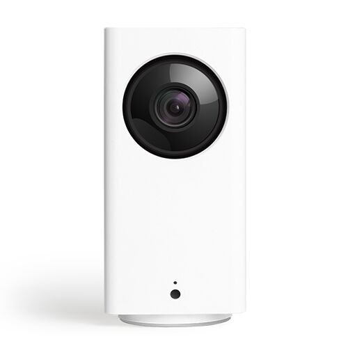 Wyze Cam Pan 1080 p / Tilt / Zoom camera for home use, smart internal with night vision, bi-directional audio, works with Alexa and ...